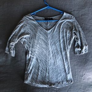 🌸 Apt 9 ladies petite small grey dress top🌸